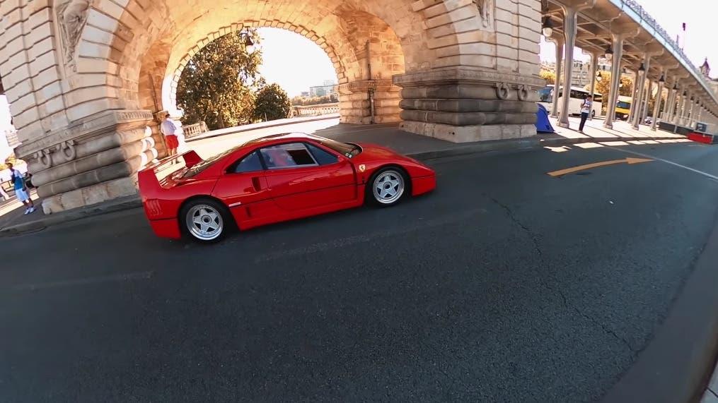 Ferrari F40 POV