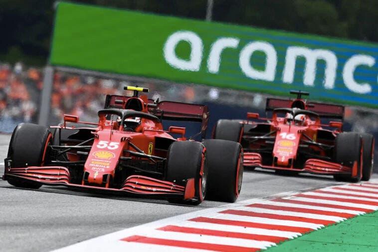 Ferrari aggiornamenti motore GP Italia