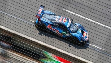 Ferrari terzo round DTM Zolder