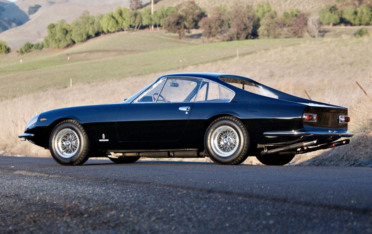 Ferrari 330 GTC Speciale - Carwow