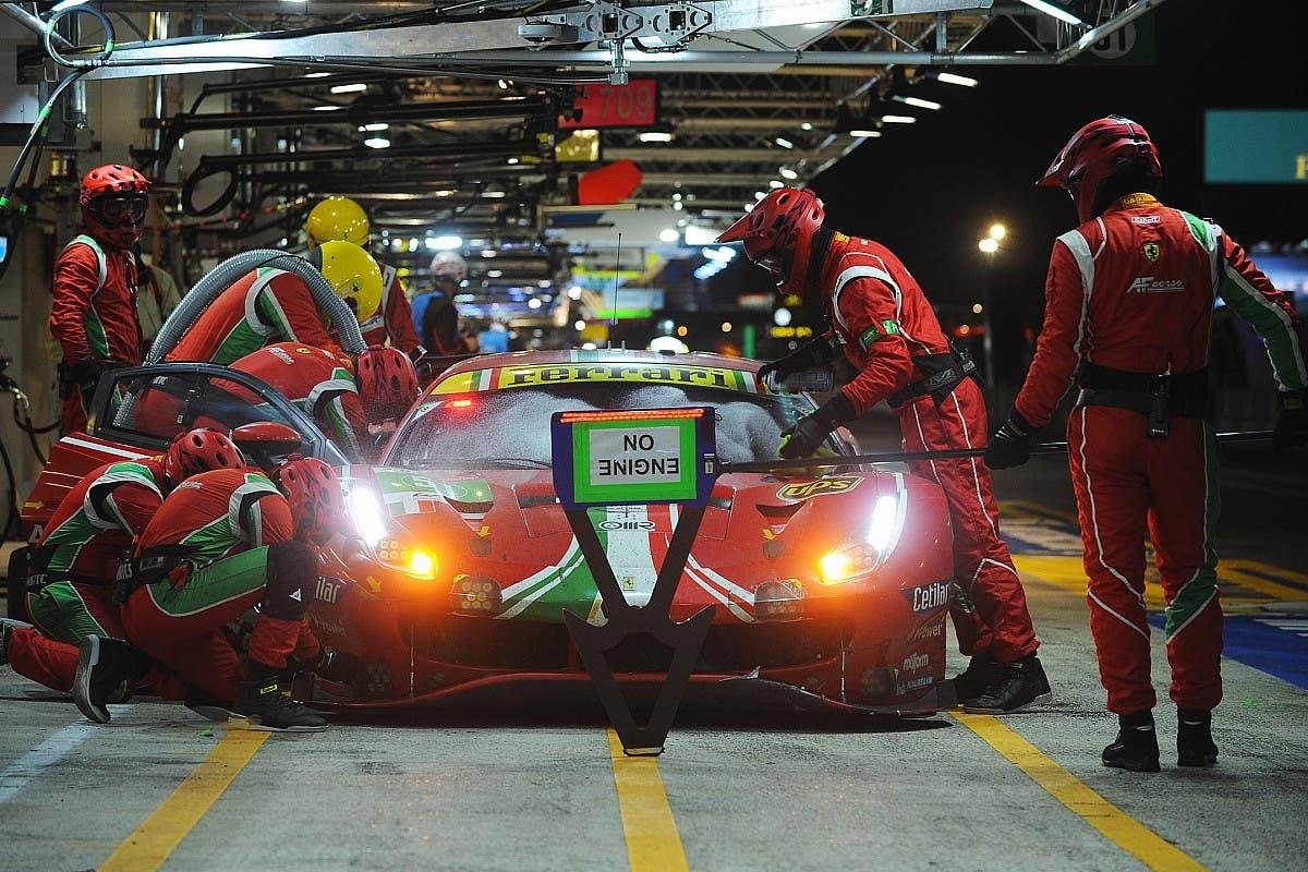 Ferrari 24 Ore Le Mans