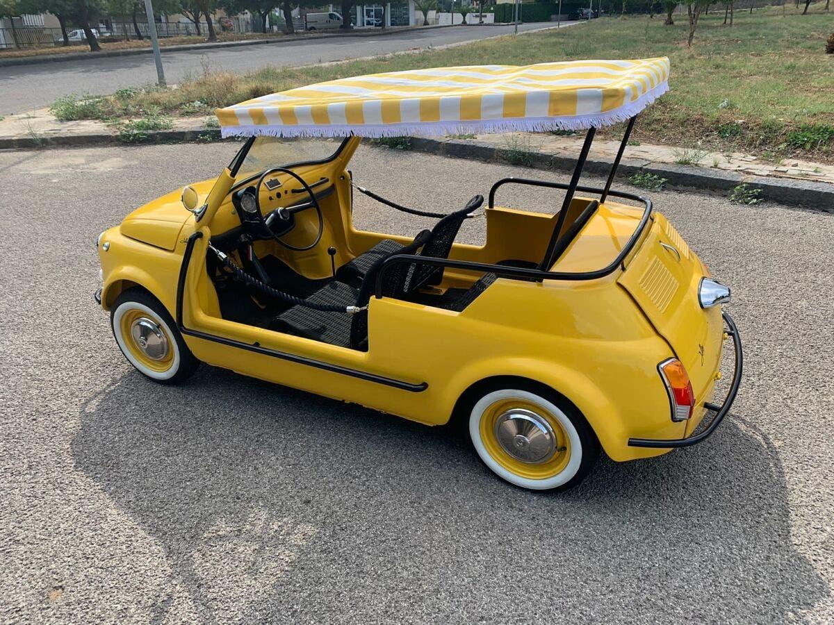 Fiat 500 Jolly Evocation 1975