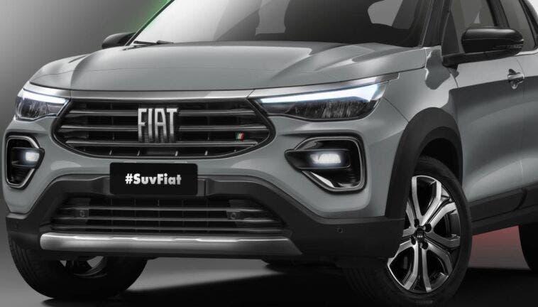 Fiat B-SUV