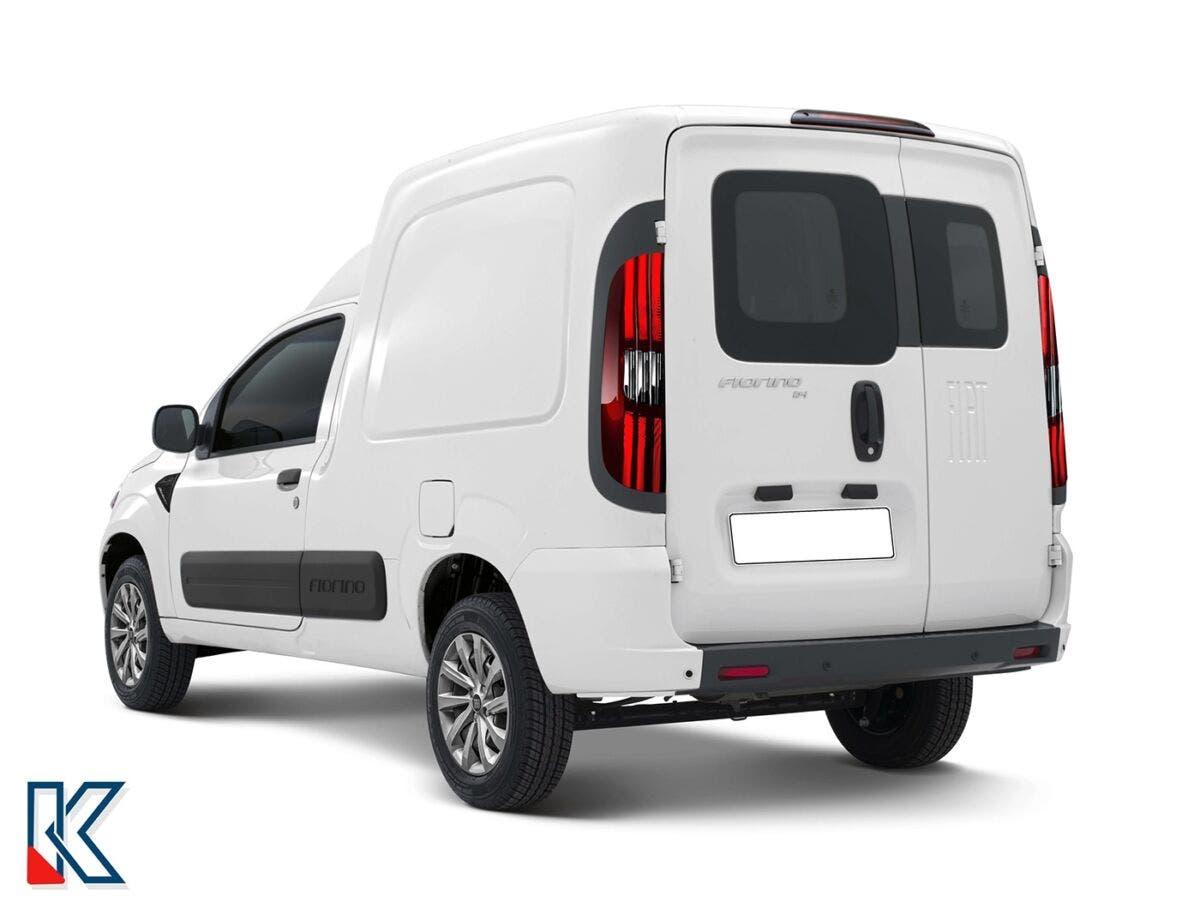 Fiat Fiorino 2024 render