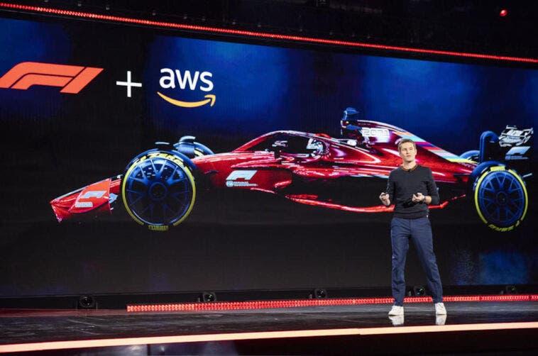 Formula 1 Amazon Web Services AWS