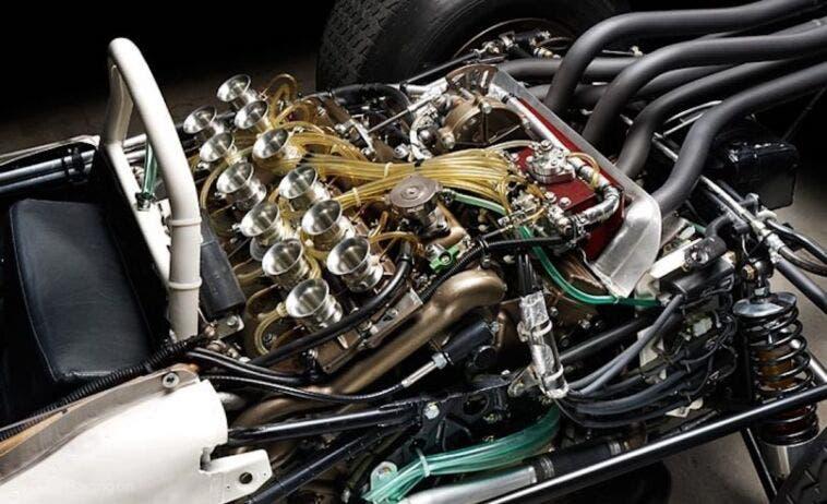 Formula 1 nuovo motore 2025