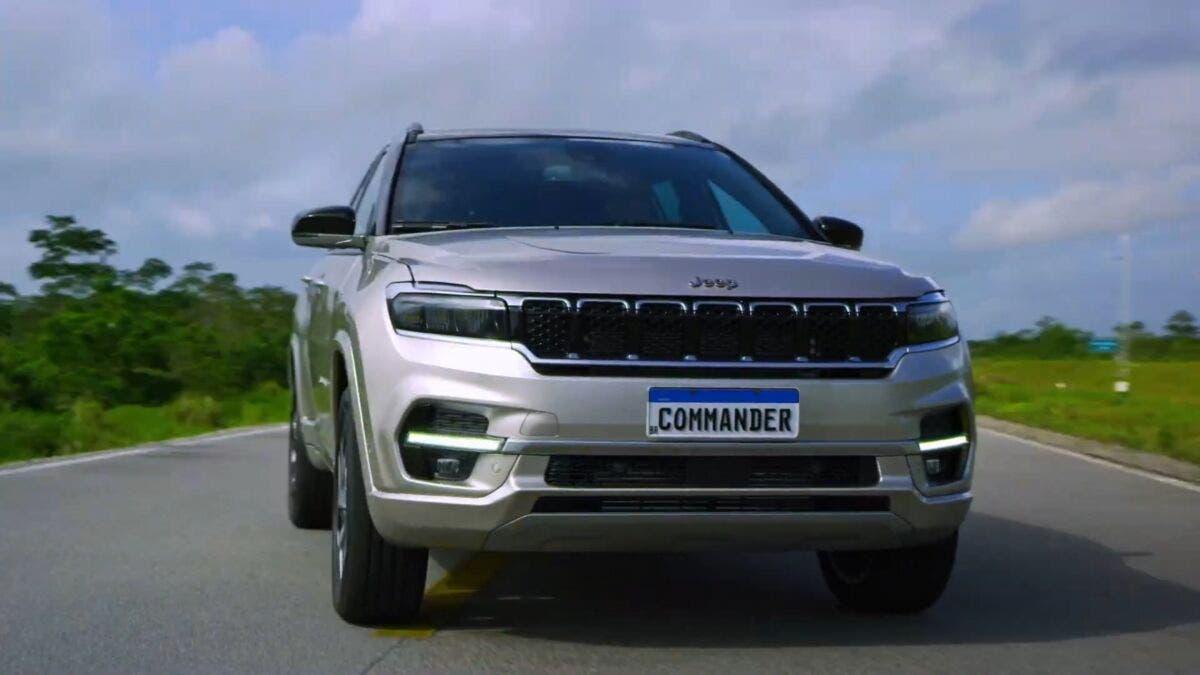 Jeep Commander