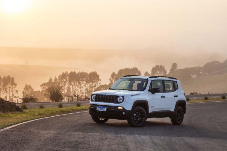 Jeep Renegade 350.000 unità Brasile