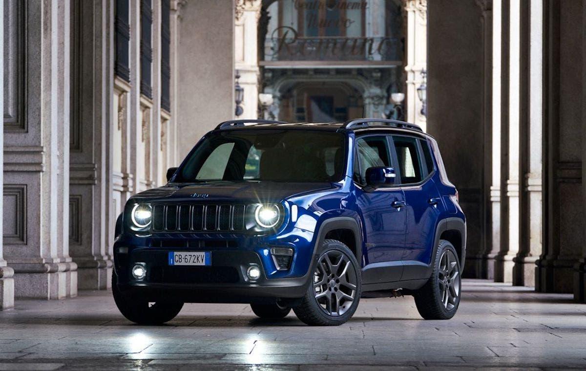 Jeep Renegade 4xe vendite Italia
