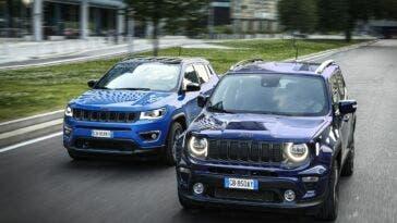 Jeep Renegade, Compass e Gladiator nuovi incentivi statali