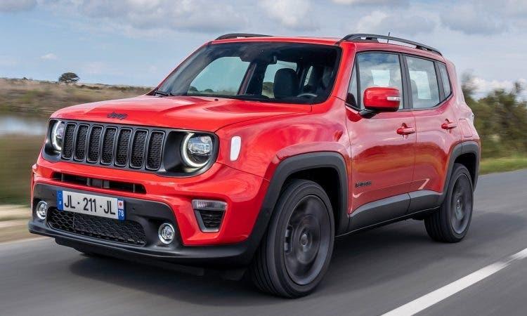 Jeep Renegade motori