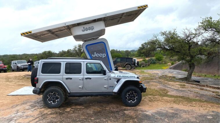 Jeep Wrangler community