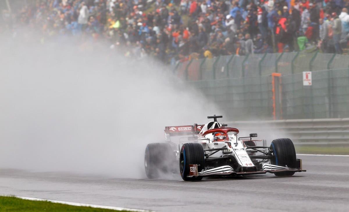 Gran Premio Belgio Raikkonen