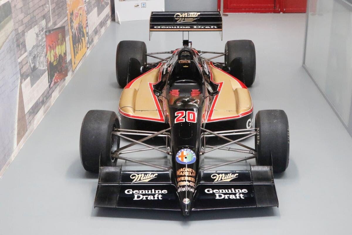 Lola Alfa Romeo T90/00 di Formula Indy