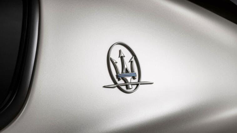 Maserati logo