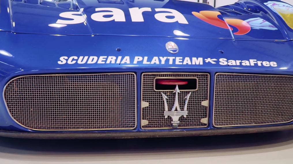 Maserati MC12 Frank Stephenson