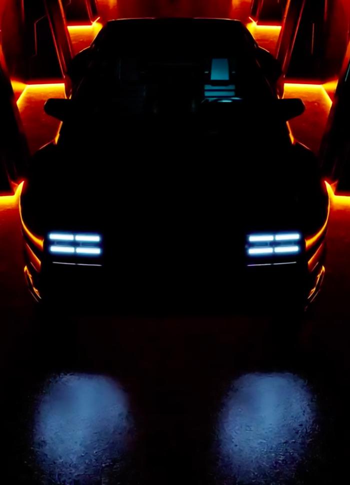 Maserati Shamal programma Fuoriserie