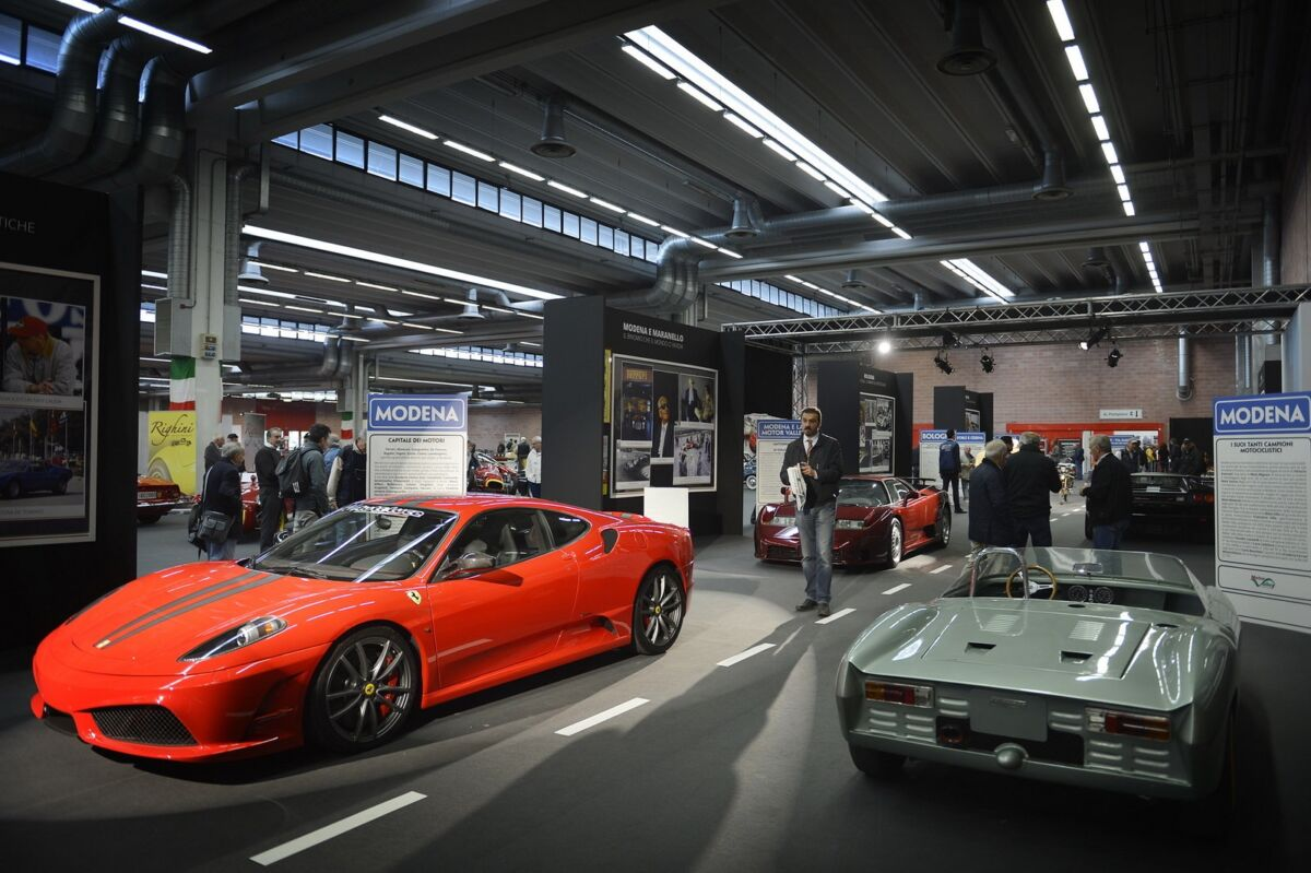 Modena Motor Gallery date edizione 2021