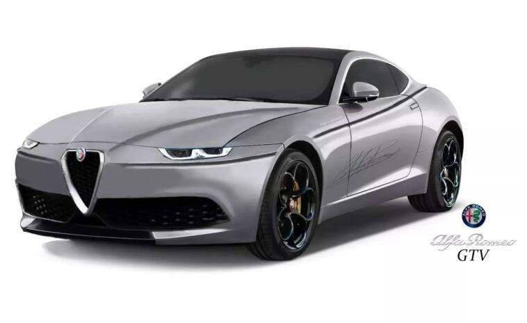 Nuova Alfa Romeo GTV