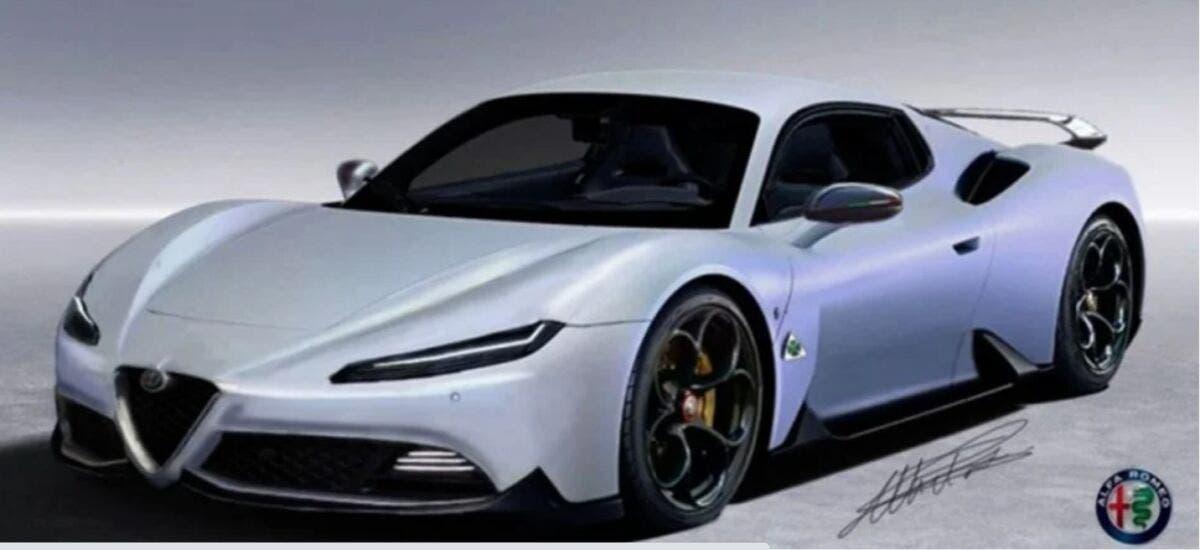 Nuova Alfa Romeo Sportiva
