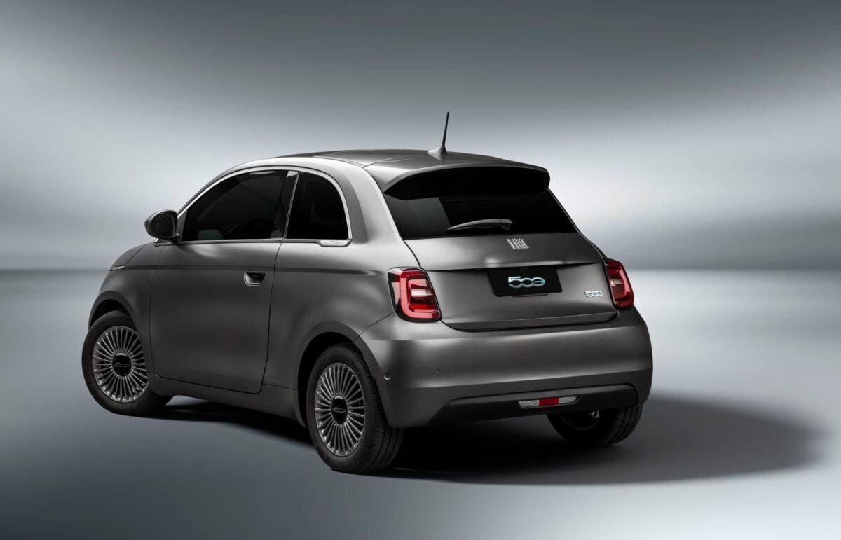 Nuova Fiat 500 Elettrica Icon Brasile
