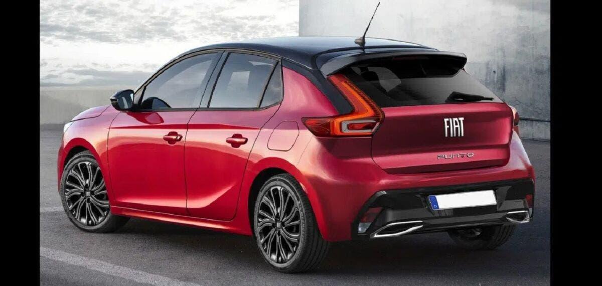 Nuova Fiat Punto Abarth