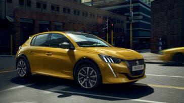 Nuova Peugeot 208 Like finanziamento