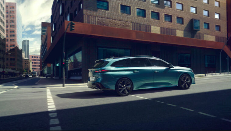 Nuova Peugeot 308 SW finanziamento