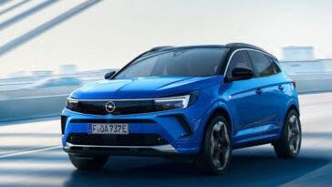 Nuovo Opel Grandland finanziamento Scelta Opel