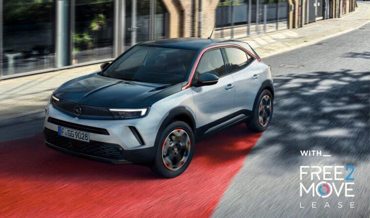 Nuovo Opel Mokka Edition noleggio 36 mesi