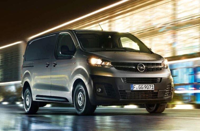 Nuovo Opel Vivaro L2H1 Free2Move Lease