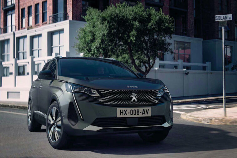 Nuovo Peugeot 3008 Allure Pack Free2Move Lease