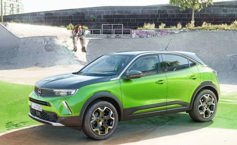 Opel Mokka-e Edition Free2Move Lease