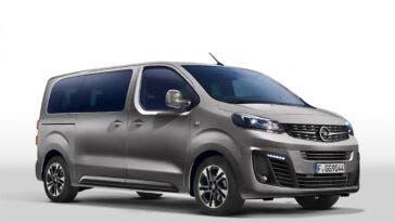 Opel Zafira Life Edition M finanziamento