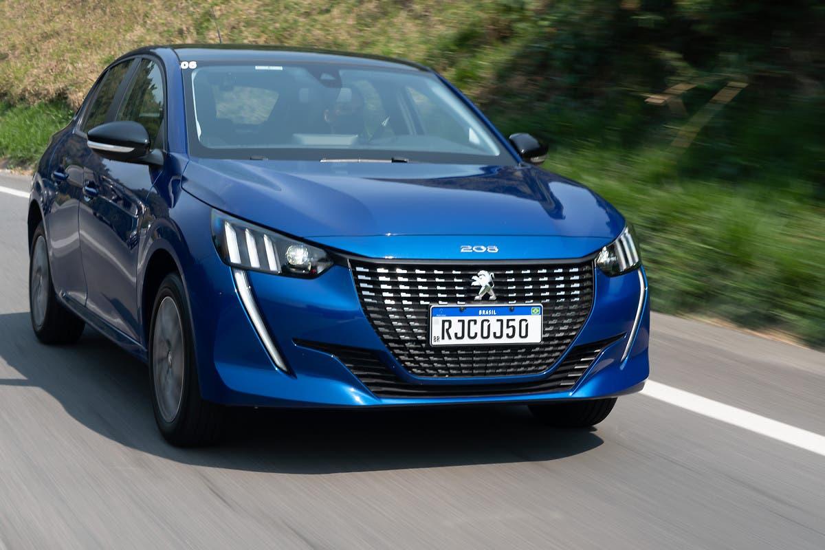 Peugeot 208 vendite Brasile