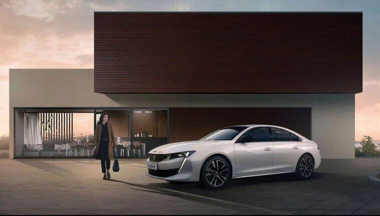 Peugeot 508 Hybrid Allure Pack finanziamento I-Move