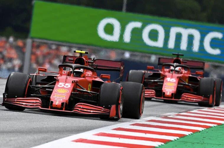 Scuderia Ferrari piloti