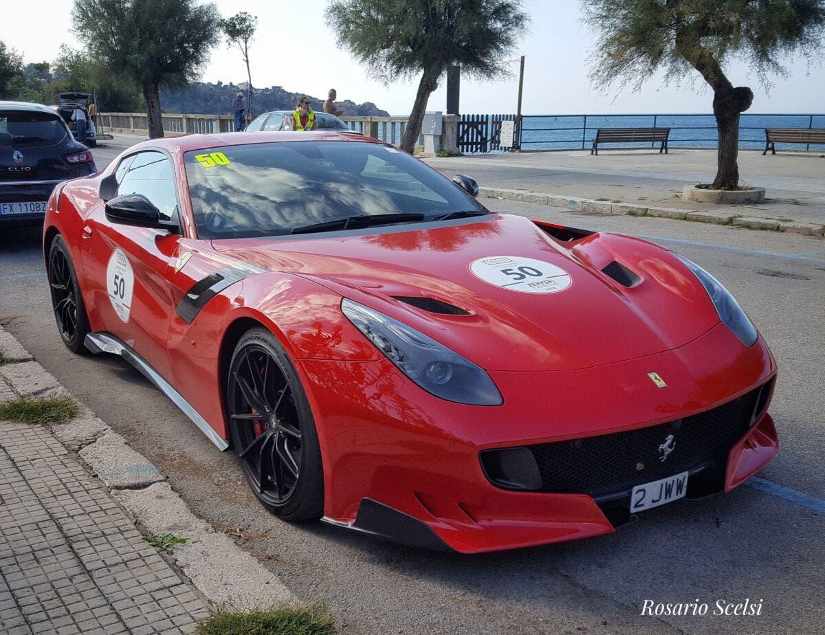 Ferrari Tribute to Targa Florio