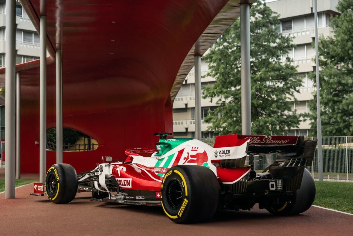 Alfa Romeo Racing Monza