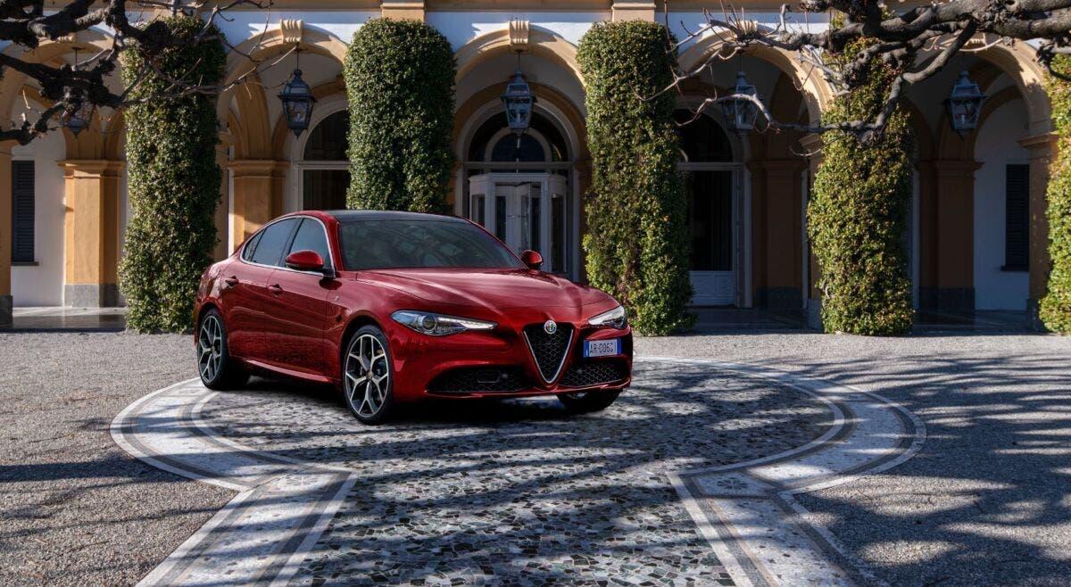 Alfa Romeo Stelvio e Giulia 6C Villa d'Este
