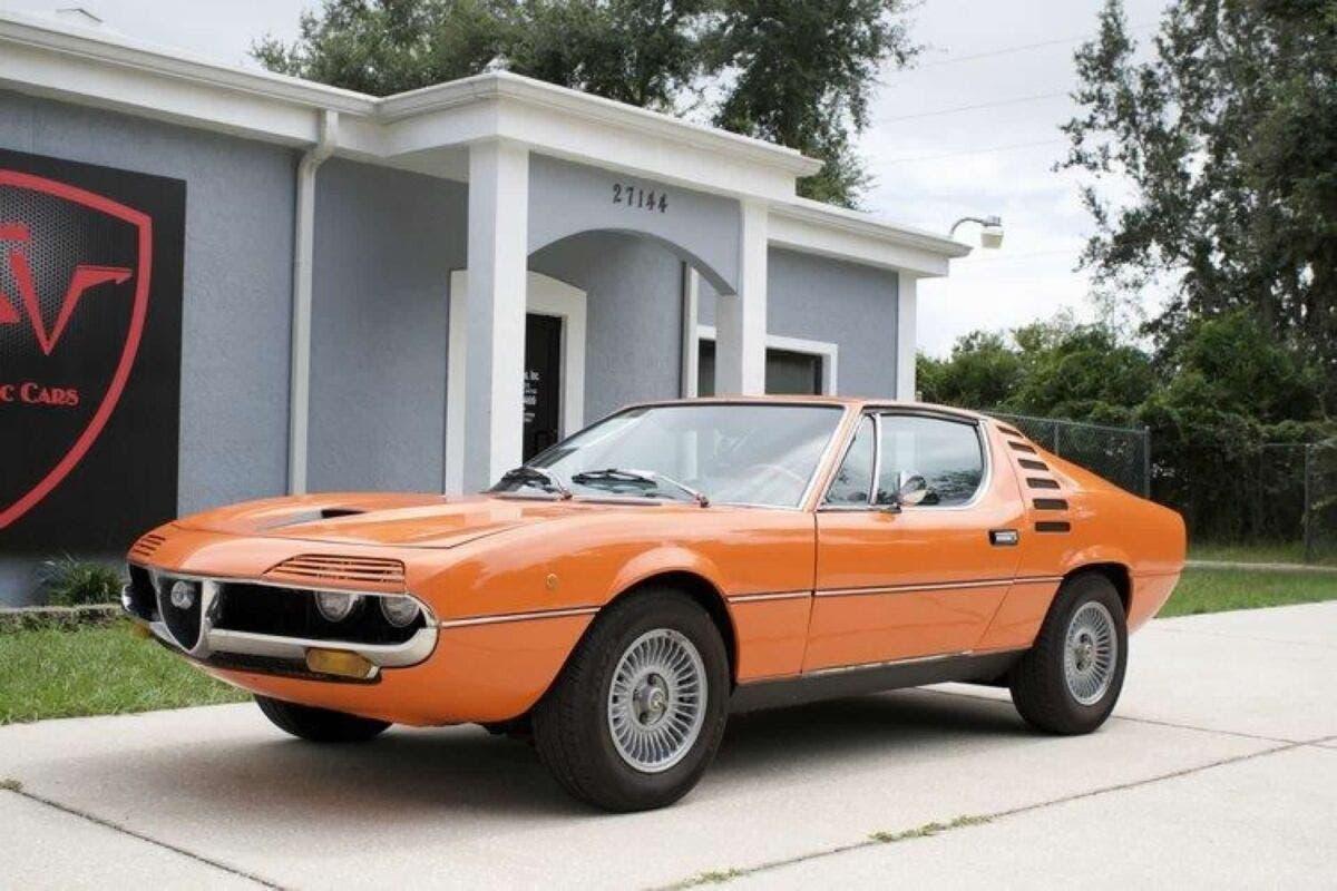 Alfa Romeo Montreal 1974 Stati Uniti