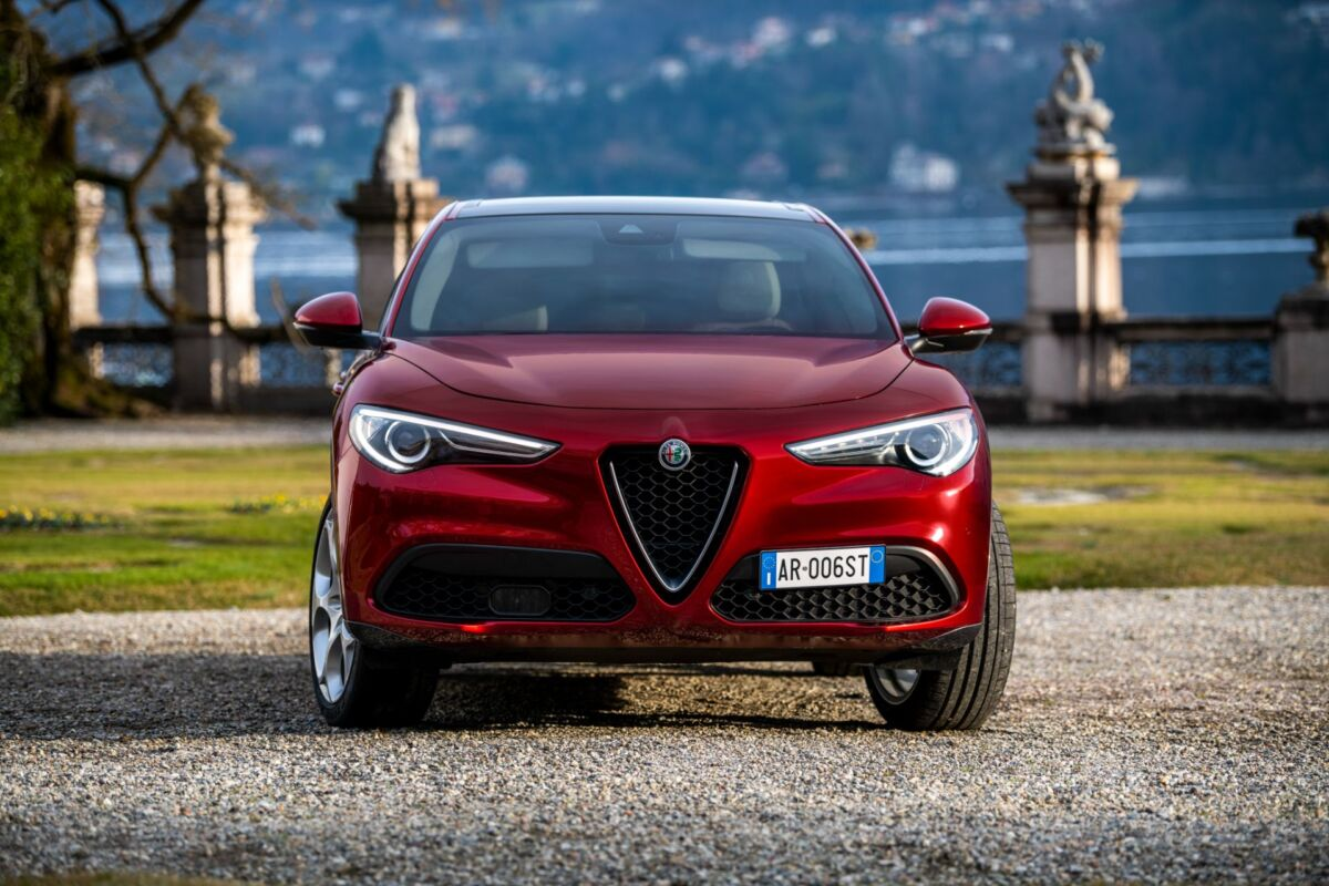 Alfa Romeo Stelvio 6C Villa d'Este