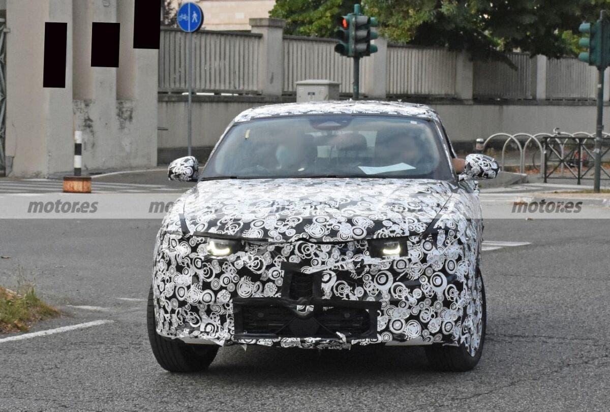 Alfa Romeo Tonale ultimo avvistamento foto spia