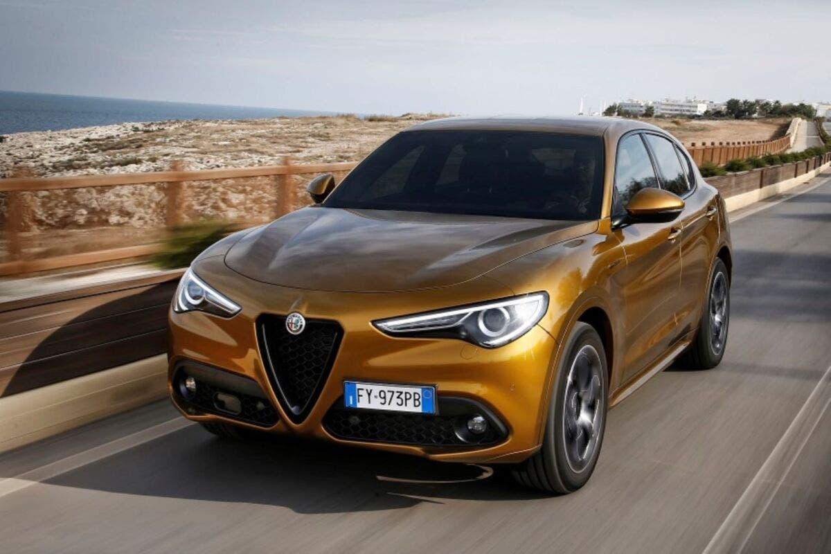 Alfa Romeo business stelvio 2