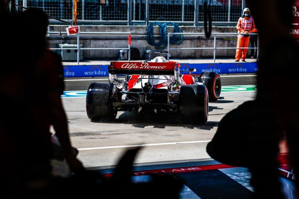 Alfa Romeo Racing