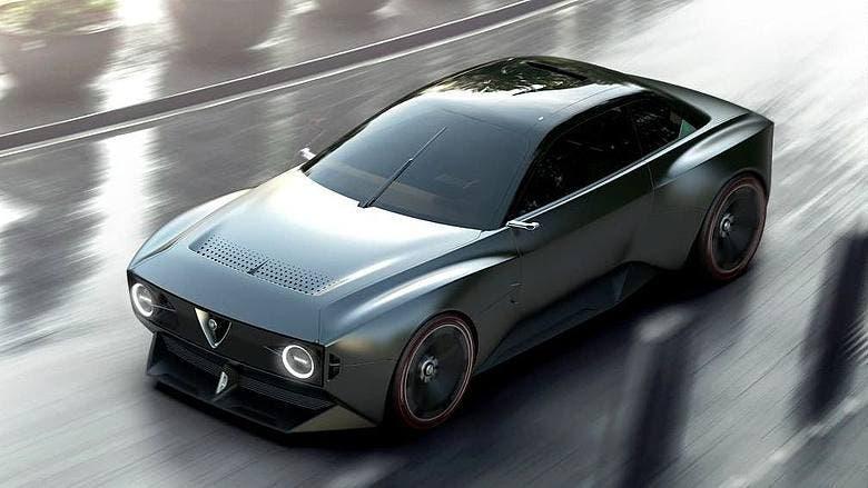 Alfa Romeo Giulia GTS