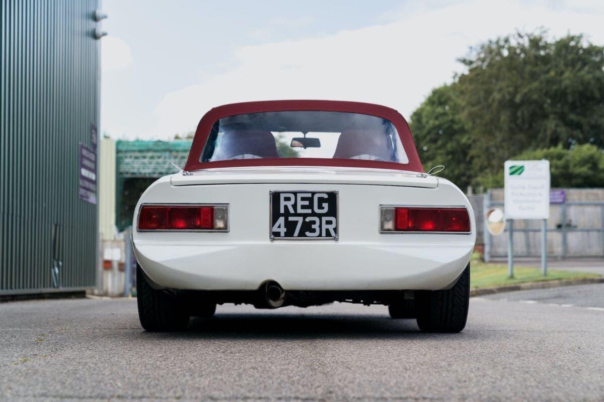 Alfaholics Spider-R 007 Alfa Romeo Spider
