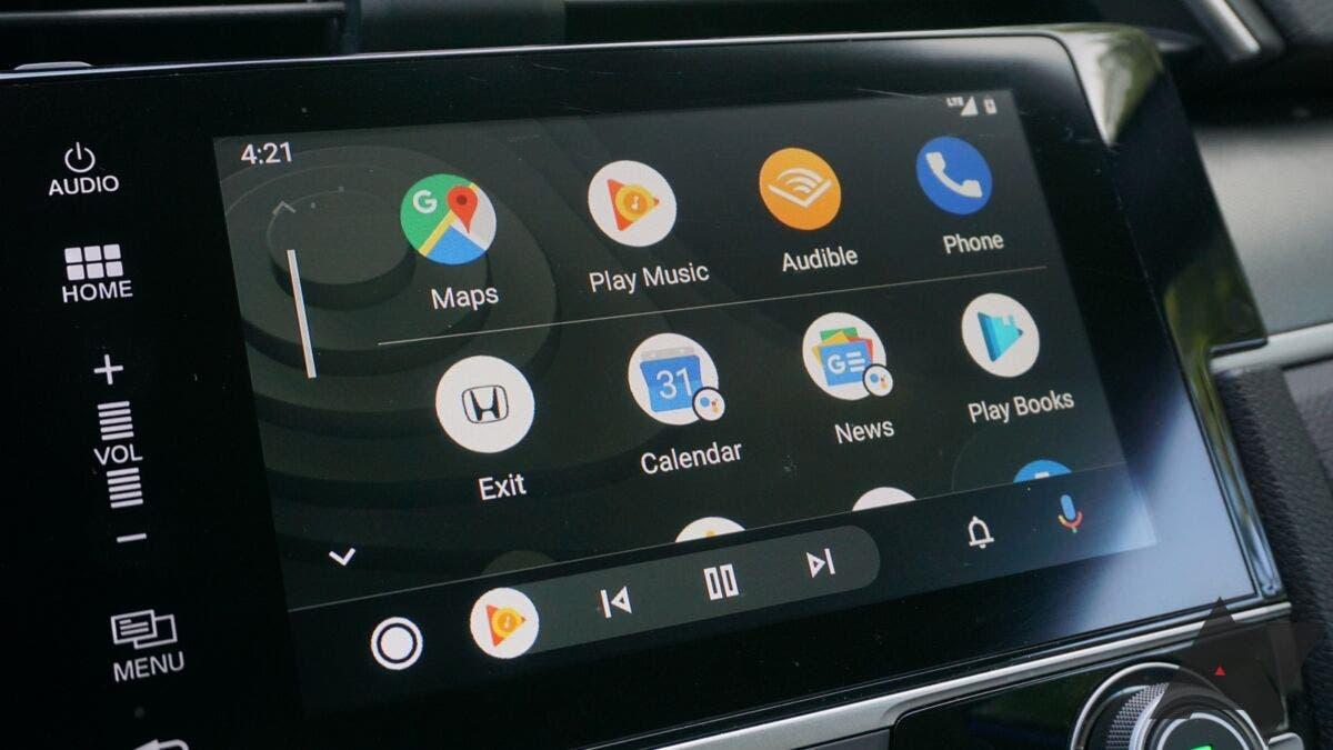 Android Auto Apple CarPlay