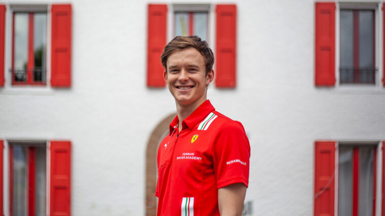 Callum Ilott IndyCar