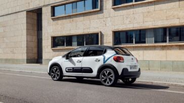 Citroën C3 Share Now
